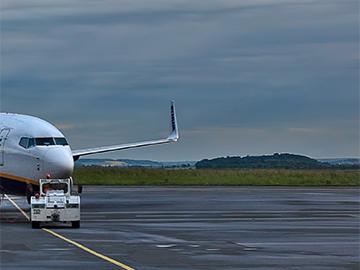 L'aéroport de Beauvais