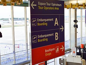 L'aéroport d'Orly